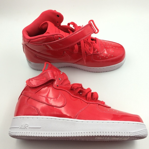 d96c1ffe05 Nike Shoes | Siren Red Af1 Mid 07 G1111674 | Poshmark